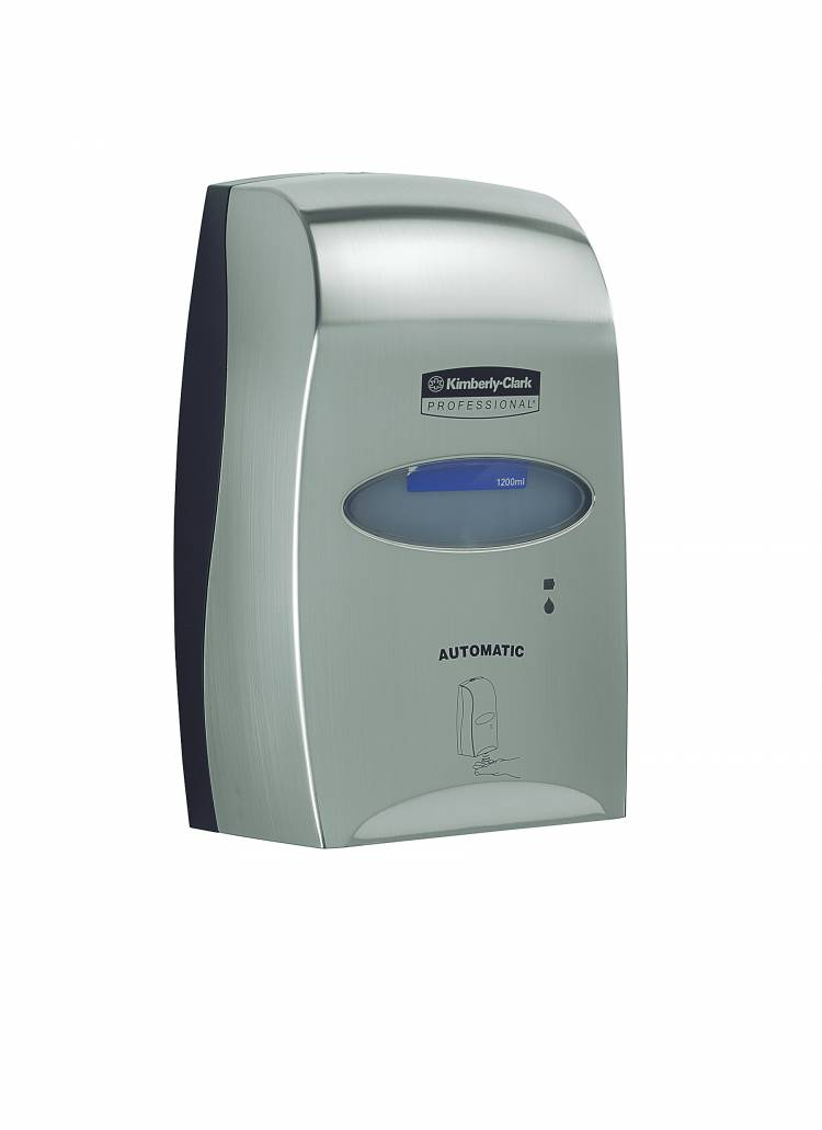 Electronic Soap Dispenser ~ Electronic soap dispensers supermac